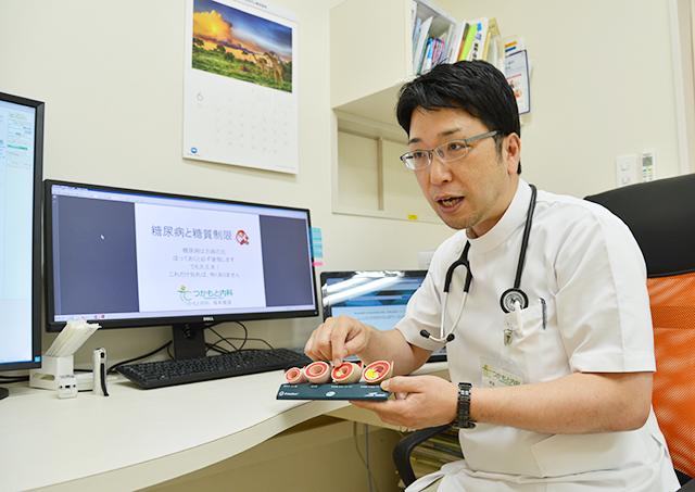 健診などで検尿の異常・クレアチニンの異常を指摘された方