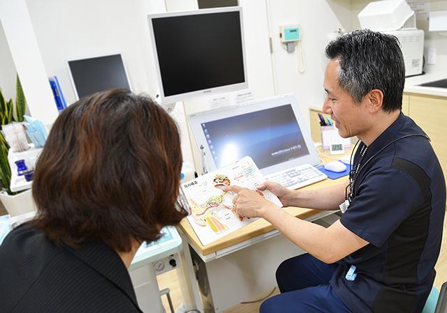 経験と高次医療施設との連携で頭頸部腫瘍・がんを早期発見について