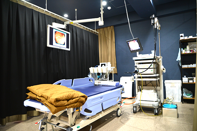 内視鏡検査室1