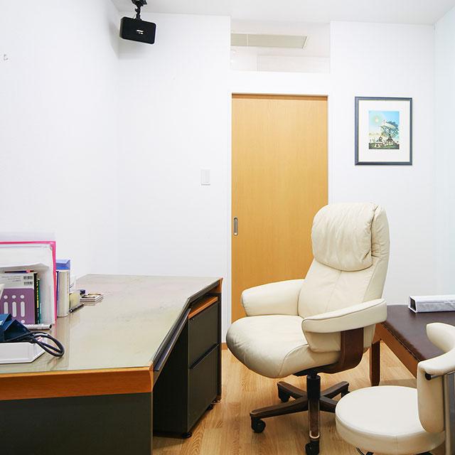 心療内科・精神科診察室