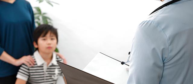 小児科医によるおねしょの診療
